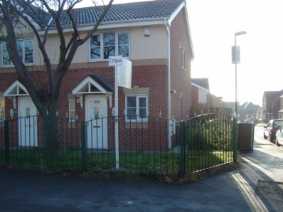 Gainsford Crescent,  College Walk,  NG5 5HT