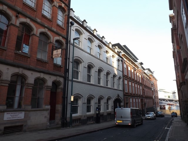 The Mills Building,  Lace Market,  NG1 1JL