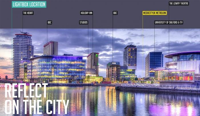 Lightbox Media City,  Manchester,  M50 2AE